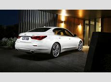 2015 Infiniti Q50 20T Pricing and specifications