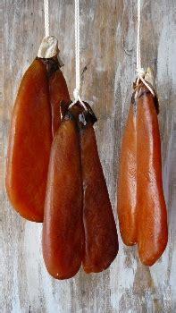 bottarga salted pressed dried grey mullet roe