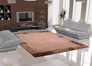 Tapis Salon Moderne : tapis de salon table moquette design moderne 80x150cm ebay ~ Teatrodelosmanantiales.com Idées de Décoration