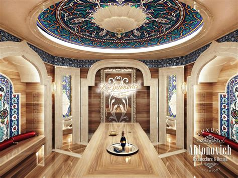 Hammam Interior Design