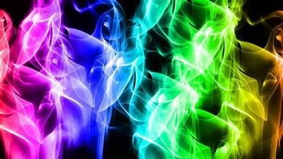 Smoke Wallpapers Colorful Cool Backgrounds Anime Desktop