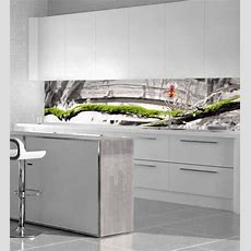 Fototapete Für Küchenrückwand – Home Sweet Home