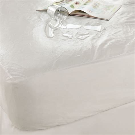 king waterproof mattress protector new silentnight king size waterproof mattress protector