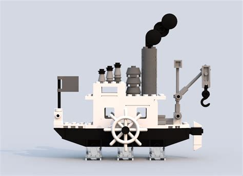 Steamboat Willie by Lego Ideas Steamboat Willie