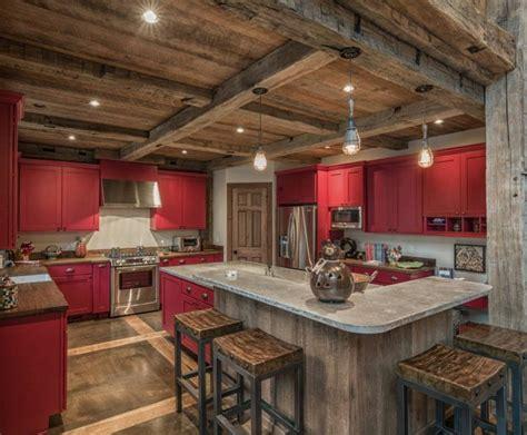 cuisine de charme id 233 es pour la cuisine rustique moderne