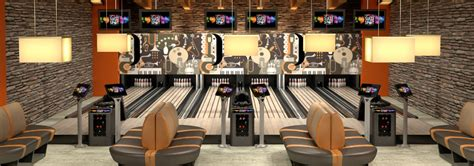Gamis Cubica the suite spot a mini bowling attraction by qubicaamf