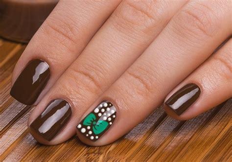 brown nail designs    fall fashionsycom