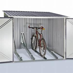 Fahrradgarage Fahrradschuppen 4 M Fr Bis 4 Fahrrder