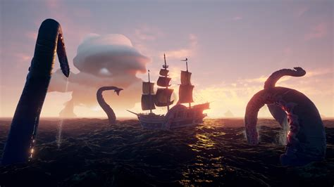 Sea of Thieves Review - A Dip in the Shallow End ...