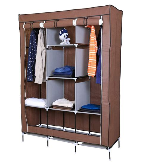 Small Cloth Cupboard by Fancy Portable Fabric Collapsible Foldable Clothes