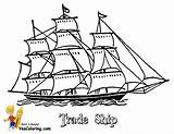 Coloring Ship Ships Pages Boat Tall Sailing Boys Drawing Boats Yescoloring Toy Sky Template Getdrawings Step Drawings Designlooter Templates 927px sketch template