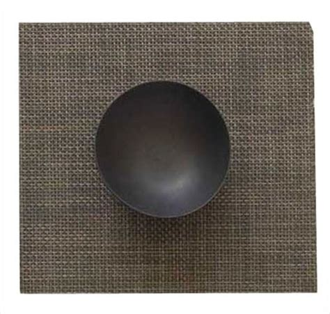 square woven vinyl placemat modern placemats by