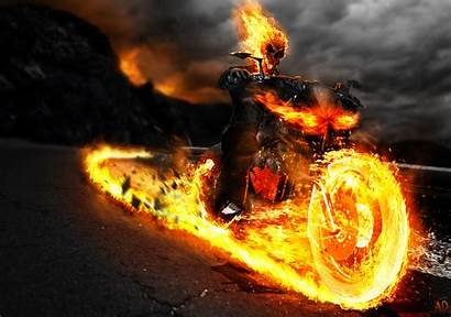 Rider Ghost Bike Wallpapers Artwork Laptop 4k