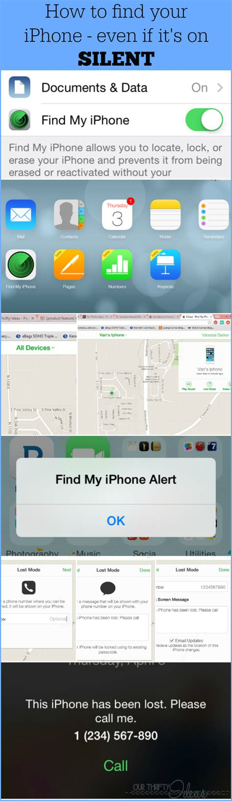 find your lost iphone even when it s silent and lost in your home