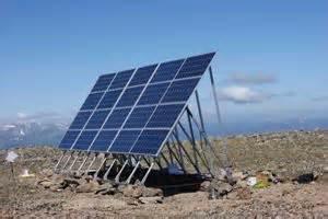 Горный алтай начал массово строить солнечные электростанции . sun shines солнечная энергетика