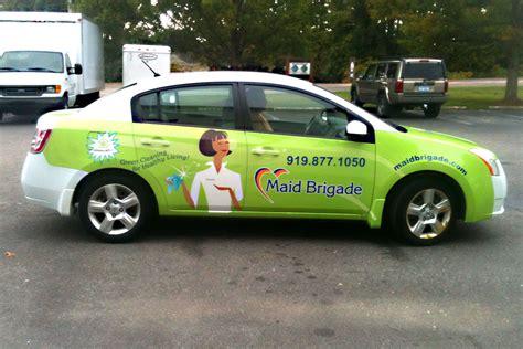 Custom Car Companies by Custom Vinyl Car Wrap Executive Detail Graphics