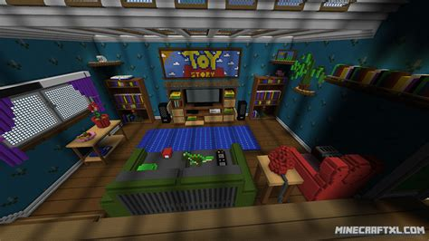 toy story  adventure map  minecraft  minecraftxl