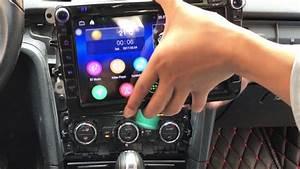 Volkswagen Passat 2015 Factory Car Radio Removal