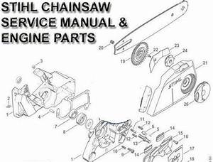 Fs 55 Stihl Parts Diagram