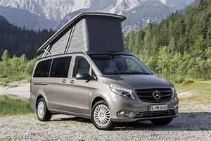 Marco Polo Mercedes : mercedes launches marco polo camper van honest john ~ Melissatoandfro.com Idées de Décoration
