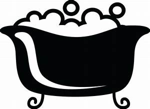 Clawfoot Tub Clipart - Clipart Suggest