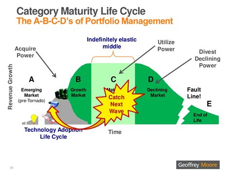 Category Maturity Life Cycle The