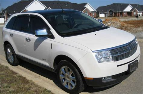 Sell Used 2009 Lincoln Mkx Luxury Midsize Crossover Suv