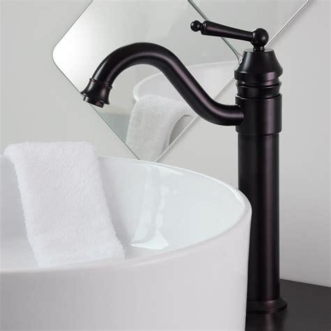 one hole sink faucet bathroom lavatory vessel sink faucet swivel one hole