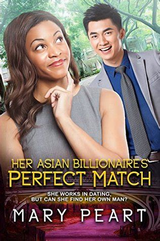 asian billionaires perfect match  mary peart