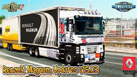 renault truck magnum renault magnum updates v16 05 by knox xss 1 26 x