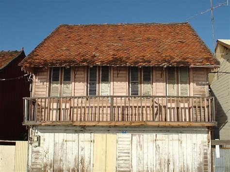 creole houses  traditional architecture  martinique