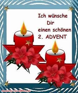 Grüße Zum 2 Advent Lustig : 2 advent gb bilder gr sse facebook bilder gb bilder ~ Haus.voiturepedia.club Haus und Dekorationen
