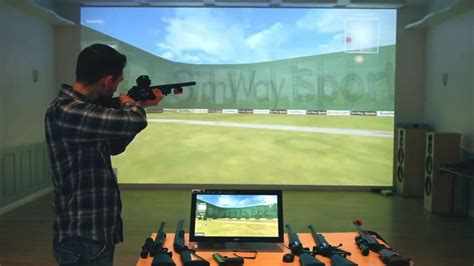 SimHunt Shooting Simulator Systems for Virtual Hunting