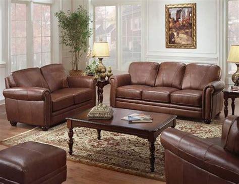 Tuscany Leather Sofa Set Tuscan Leather Sofa Whole Design