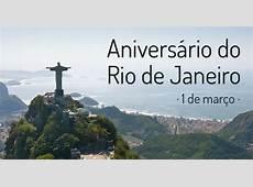 Aniversário do Rio de Janeiro 1 de março
