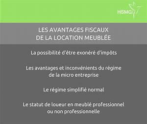 racgime fiscal location meublace non professionnelle With location meublee non professionnelle