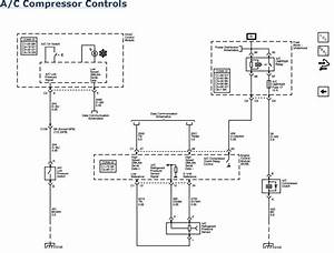 A C Compressor Wiring Diagram 2007