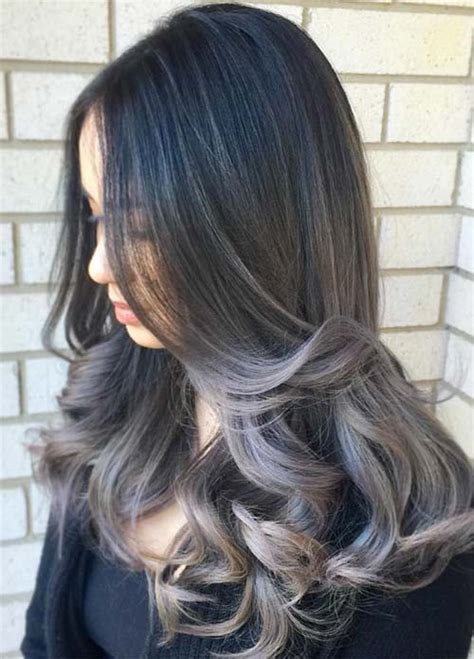 color hair gray 85 silver hair color ideas and tips for dyeing