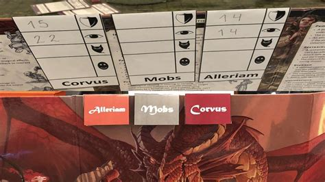 Exles Of Using Your Own Initiative by 7 Ways To Track Initiative D D 5e Free Template The Dm