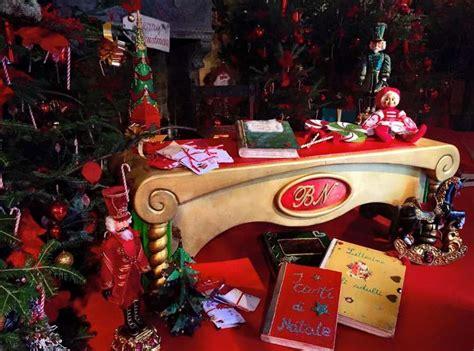 La Casa Di Babbo Natale A Montecatini by I Mercatini Natalizi Di Montecatini Terme La Casa D