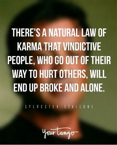 Karma Quotes Law Vindictive Spiteful Powerful Really