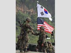 North Korea threatens US, SKorea with 'Ruthless