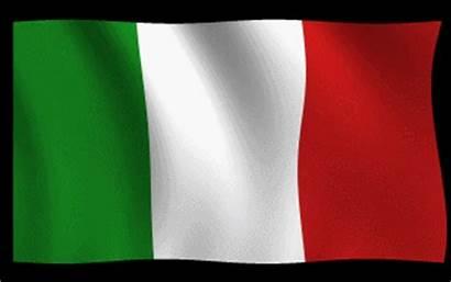 Flag Italian Italia Animation Italy Wave Waving