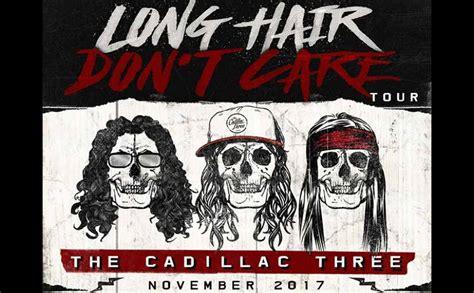 cadillac  naar europa met long hair dont care