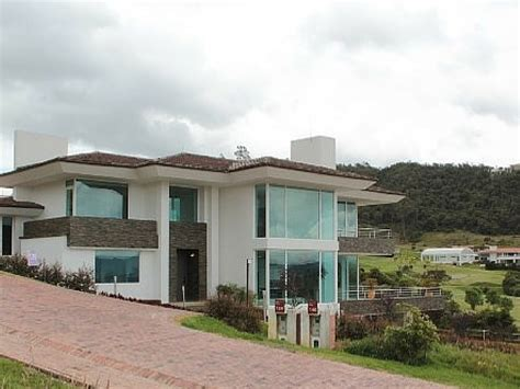 Country House In Colombia by Luxury Country House In Chia Colombia