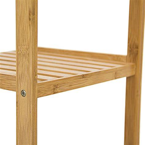 Badmöbel Bambus Holz by Badregal Bambus Holz Bad Bambusregal Badm 246 Bel 187 Badezimmer1 De