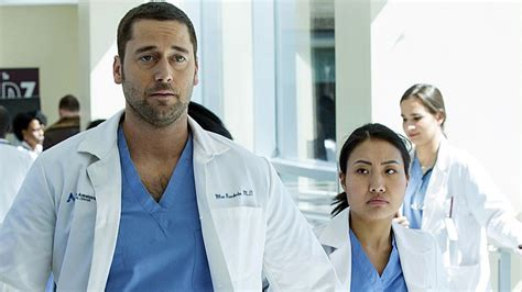 Nbc Gives 'new Amsterdam' A Series Order For 2018-19