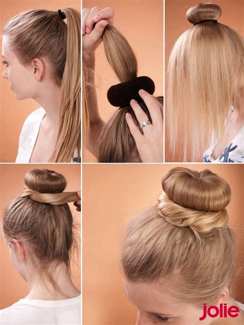 frisuren step  step   pelo pelo long hair