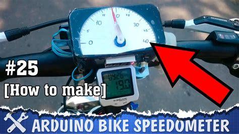 Diy Bike Speedometer Arduino