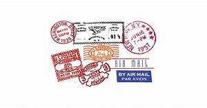Travel Stamp Postmarks Free Vector And PNG The Graphic Cave